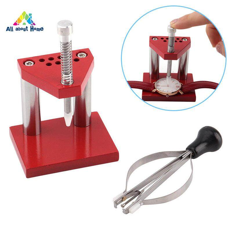 ABH Watch Repairing Tools Hand Remover Plunger Puller Press Fitting Kit Watchmaker Malaysia