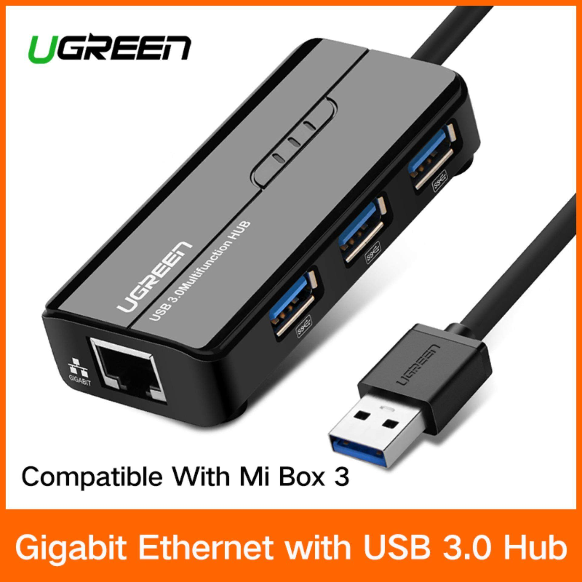 Computer Laptops Adapters And Cables For The Best Prices In Malaysia Cable Connecting To A Hub Or Switch Straight Through Free Network Cableugreen Ethernet Adapter Usb Gigabit 10 100