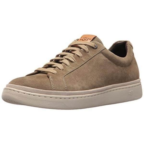 fa3c0f129af UGG Mens Cali Lace Low Sneaker, Antilope, US