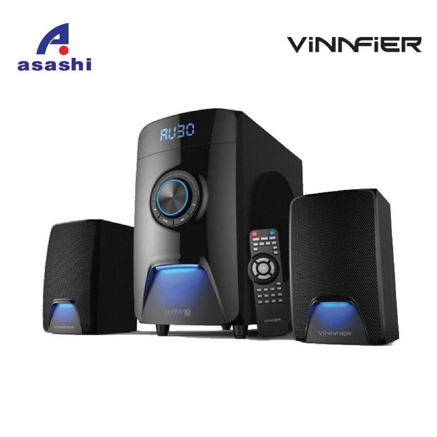 Vinnfier CHAMP101 BTRM Bluetooth Speaker Malaysia