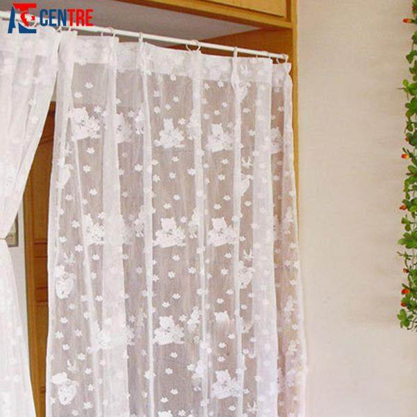 Adjustable tension bathroom curtain extensible rod hanger 7.png