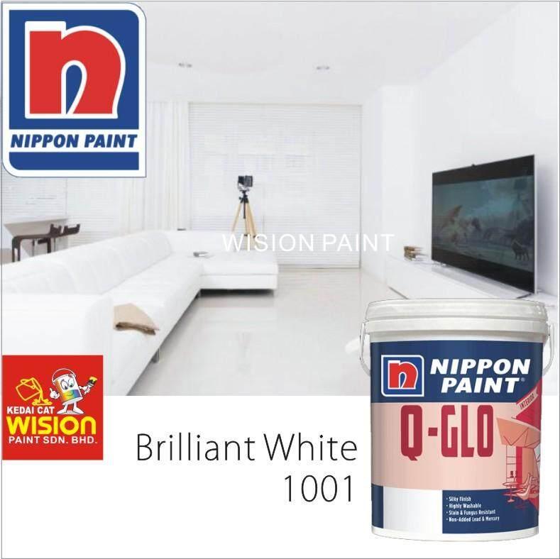 BRILLIANT WHITE (15L) NIPPON PAINT Q-GLO