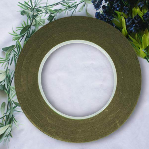 Waterproof Florist Floral Stem Wrap Tape DIY decoration for any occasion  (Made in Taiwan with reliable quality) (1 roll)