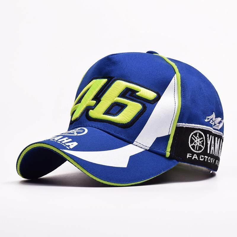 307ba53b8f5 Motorcycle Racing Hats Caps MotoGP VR46 Rossi Baseball Cap