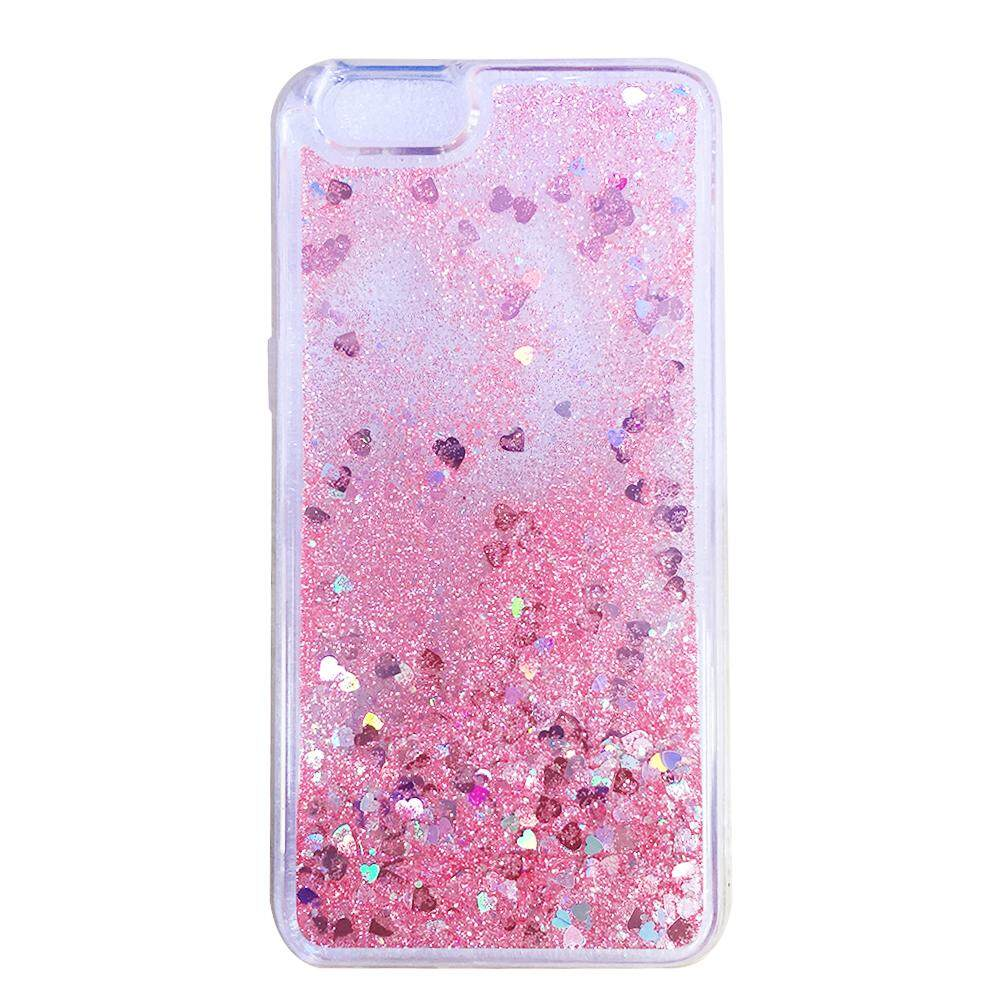 New Glitter Sequins Mobile Phone Case Women's Silicone Quicksand Style Soft Case for OPPO A71