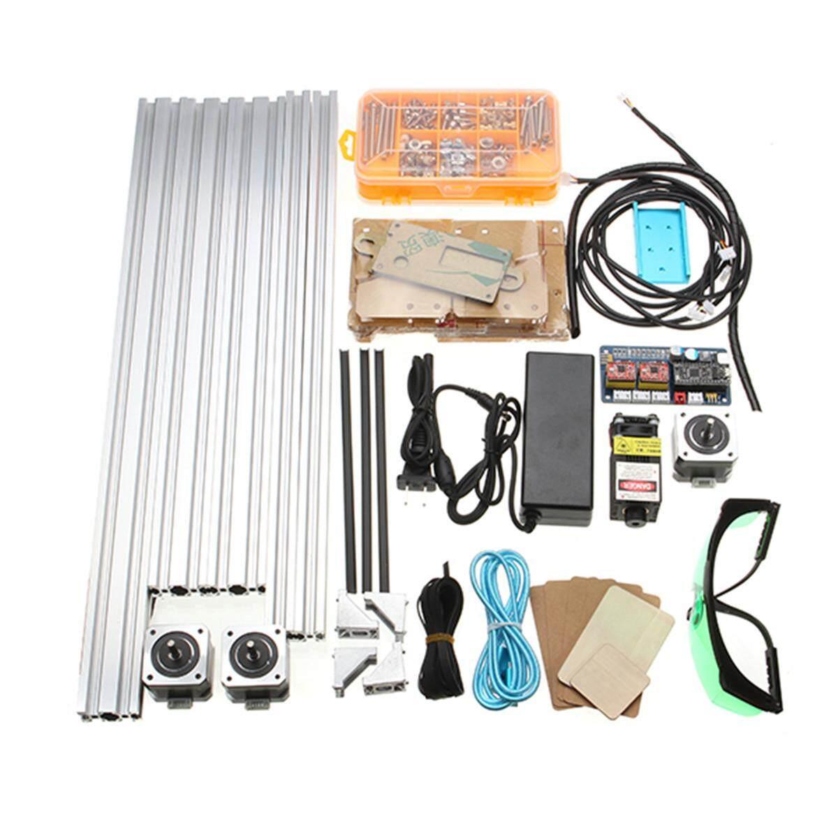 Beli murah EleksMaker EleksLaser-A3 Pro 2500mW Laser