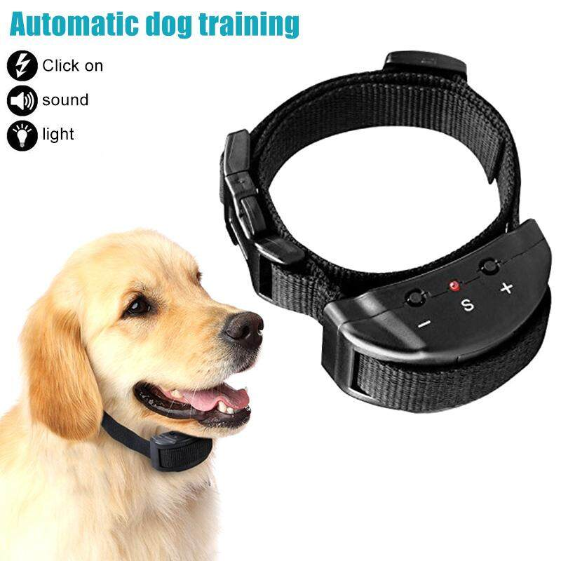 Dog Anti Stop Barking Device Waterproof Repellent Electronic Trainings Collar For Small Medium Dogs By Super Babyyy.