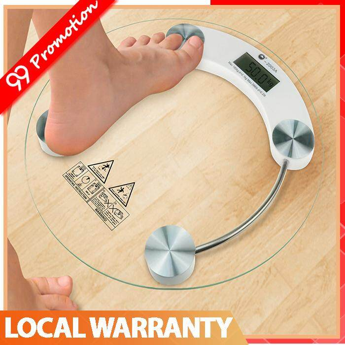 33cm High Quality Personal Weighing Scale Weight Ysis Digital Led Z0002