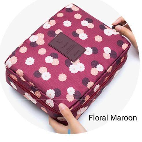 Jmall Multipouch Travel Ultralight Multi Pouch Cosmetic Makeup Bag By Jmall Online.