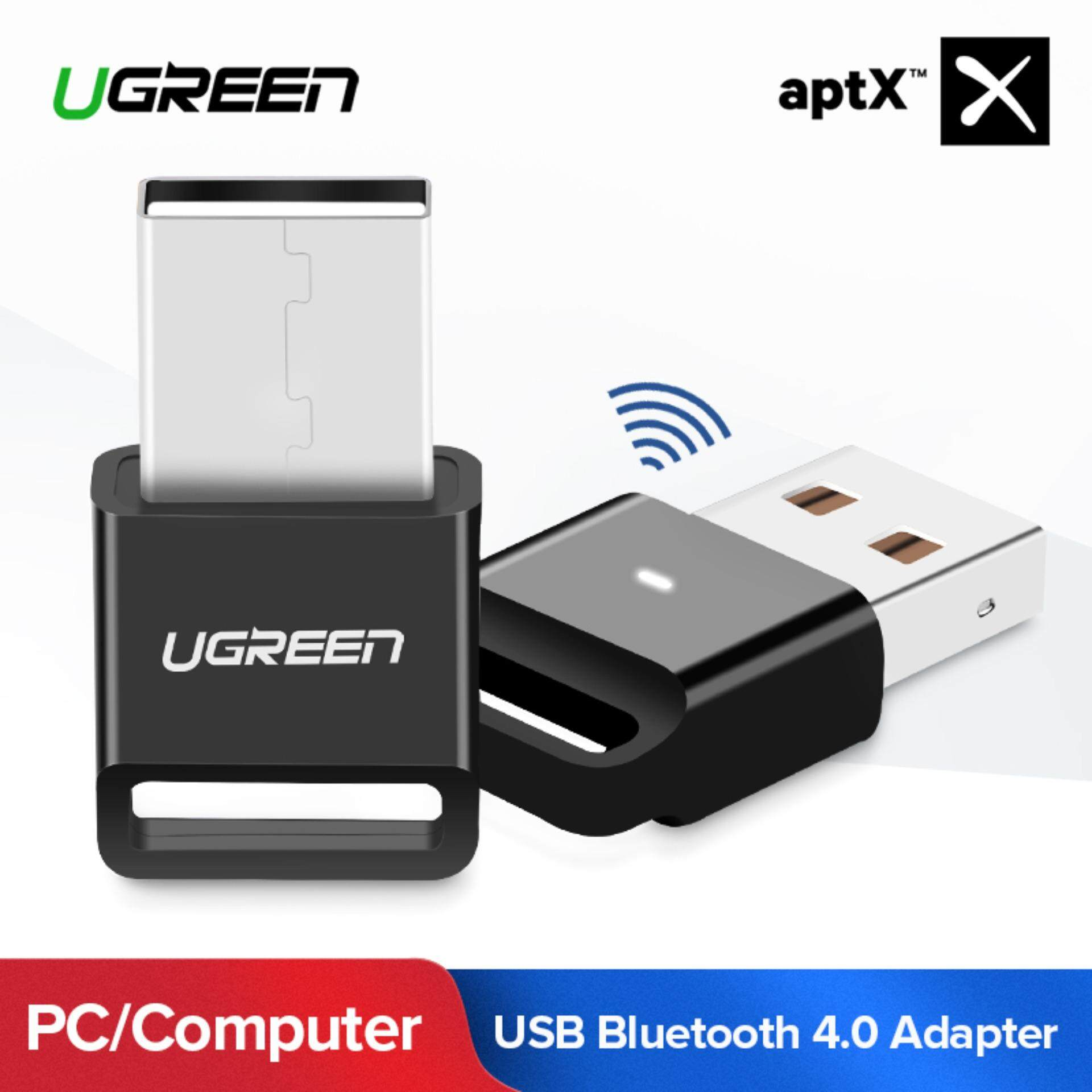 Product details of UGREEN Mini USB V 4.0 Wireless Bluetooth Dongle CRS Audio Receiver Compatible with Windows PC Cellphone Speaker PS4 /XBOX ONE S Handle ...