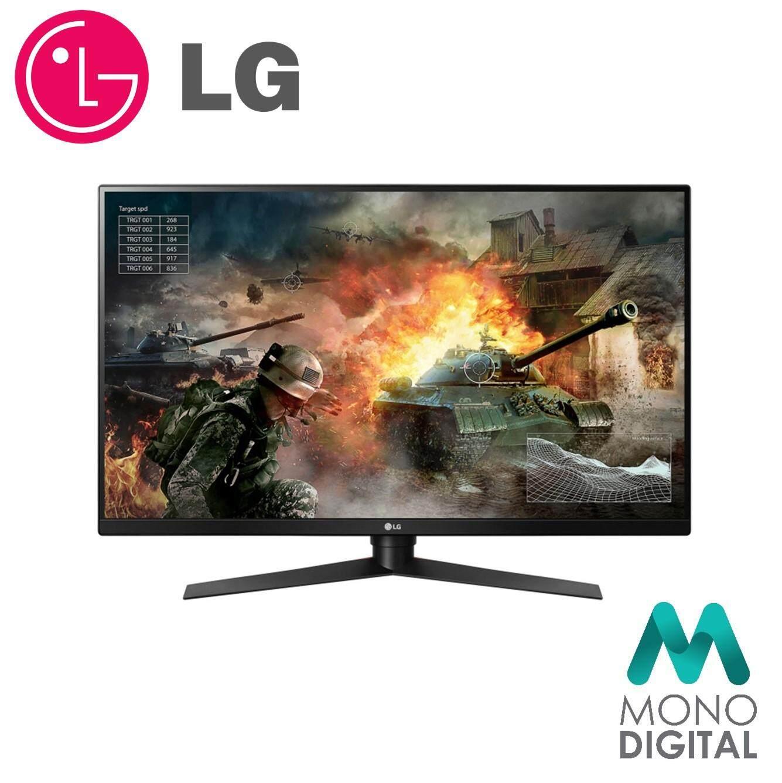Lg 32 Va Panel 144hz Qhd Gaming Monitor 32gk850g Hdmi Display Port Lg Malaysia