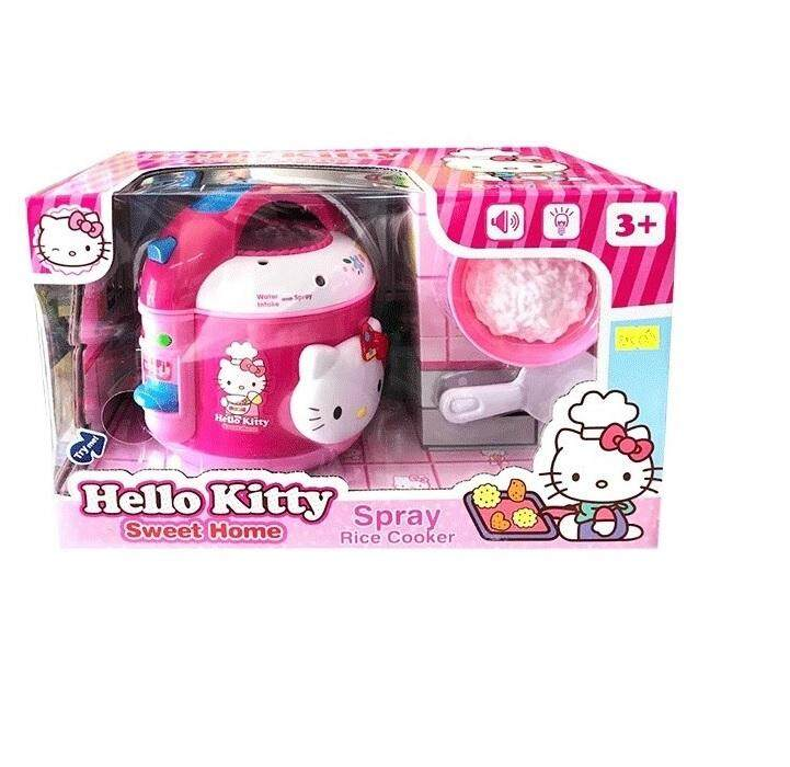Hello Kitty Sweet Home Spray Rice Cooker Playset