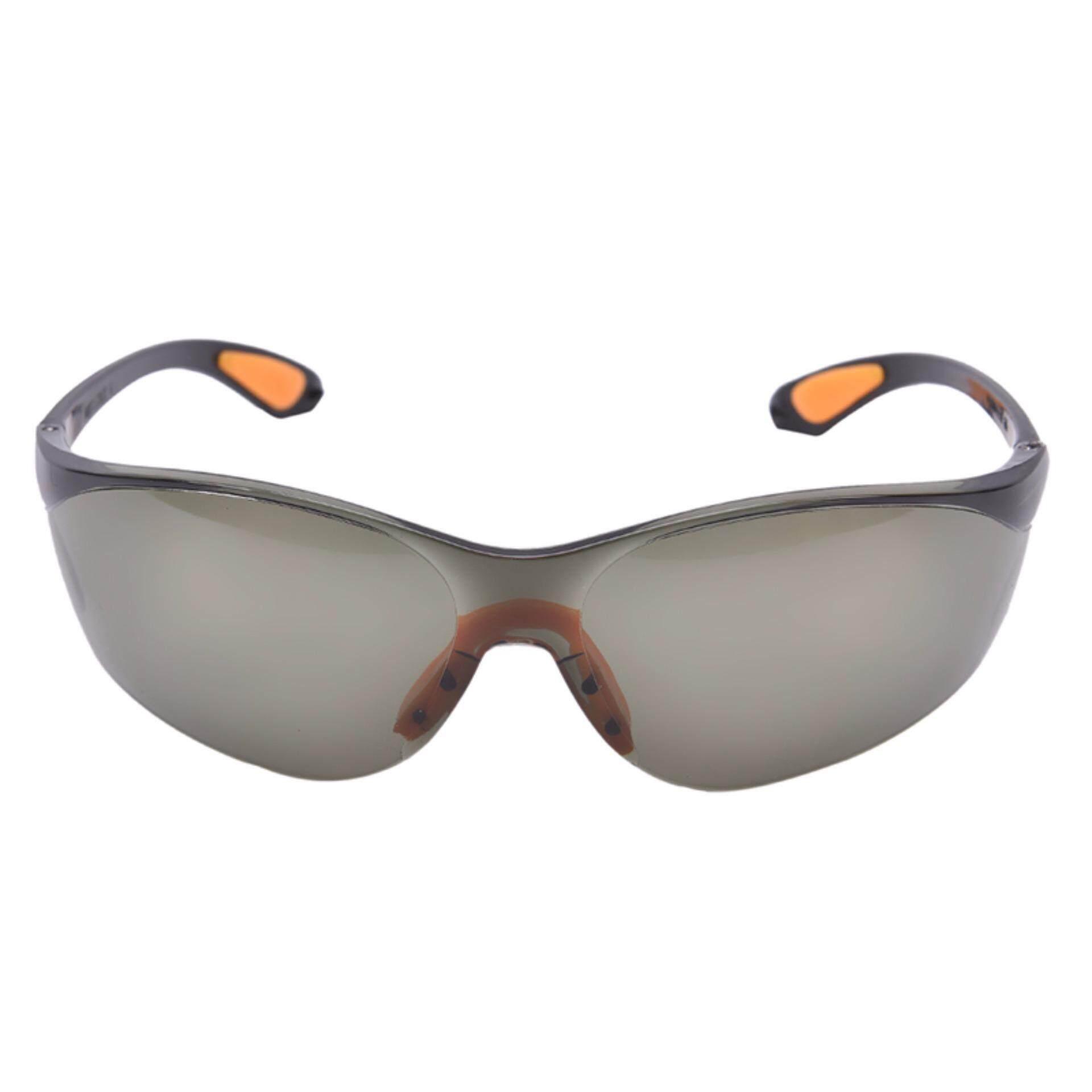 Orange Sunshine Eye Protection Protective Safety Riding Goggles Glasses Work Lab Dental Craystal
