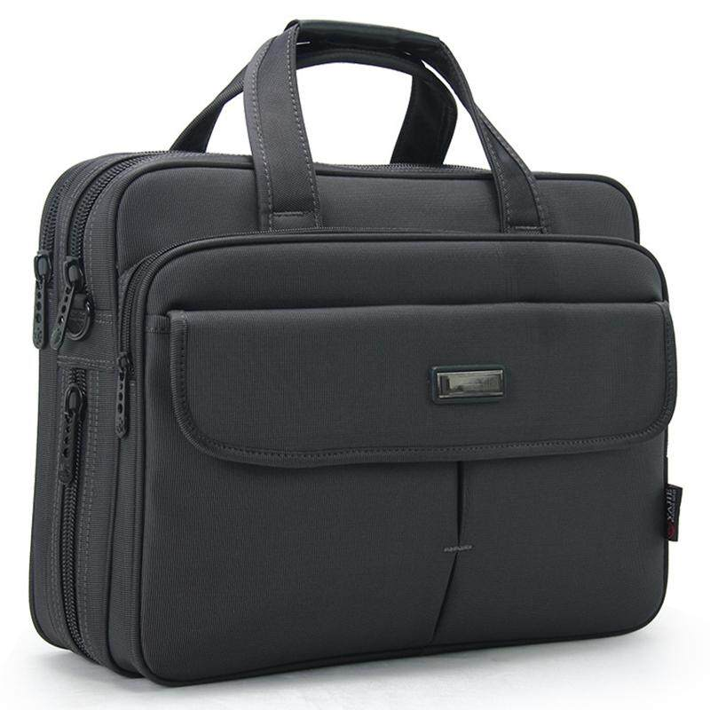 cc6d57431 16 Inches Briefcase Laptop Bag Can Put In 15.6 Inches Computer Bags Men  Business Shoulder Bag