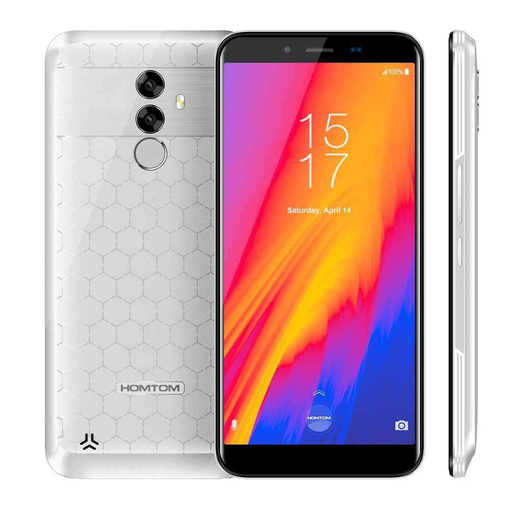 Homtom S99 Face Id 4gb 64gb Smartphone 5 5 Inch Bezel Less 189