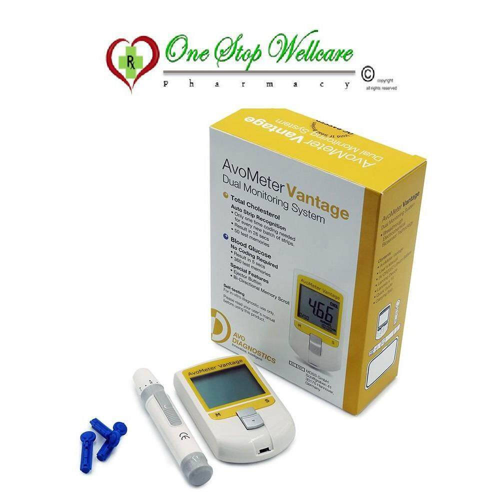 Cholesterol Monitors Buy At Best Price In Autocheck Strip Avometer Vantage Dual Monitoring System Solo Meter
