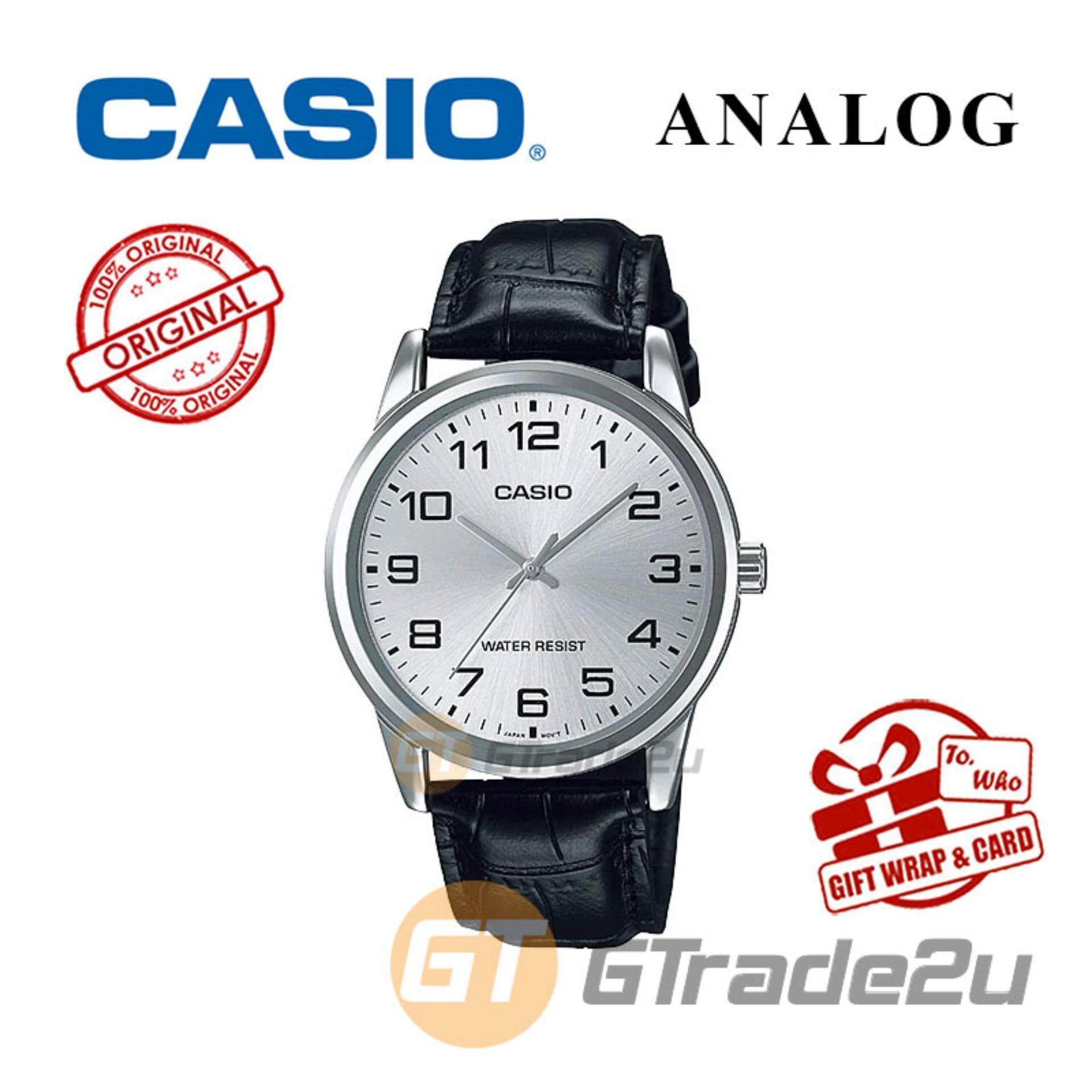 Casio Watches With Best Price At Lazada Malaysia G Shock Aw 590 1a Original Jam Tangan Pria Strap Rubber Hitam Men Mtp V001l 7b Analog Watch Simple Easy Design
