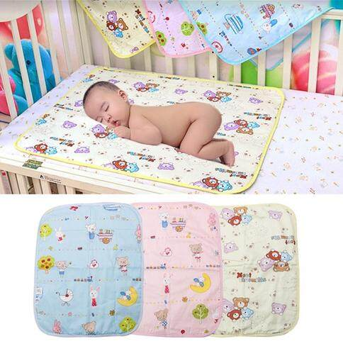 Portable Waterproof Diapers Change Cushion Cover Baby Diaper Bedding Cushion. By Colourful Store.
