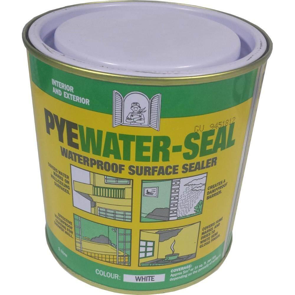 [1 LITER] PYE WATER SEAL ACRYLIC WATERPROOF SEALER