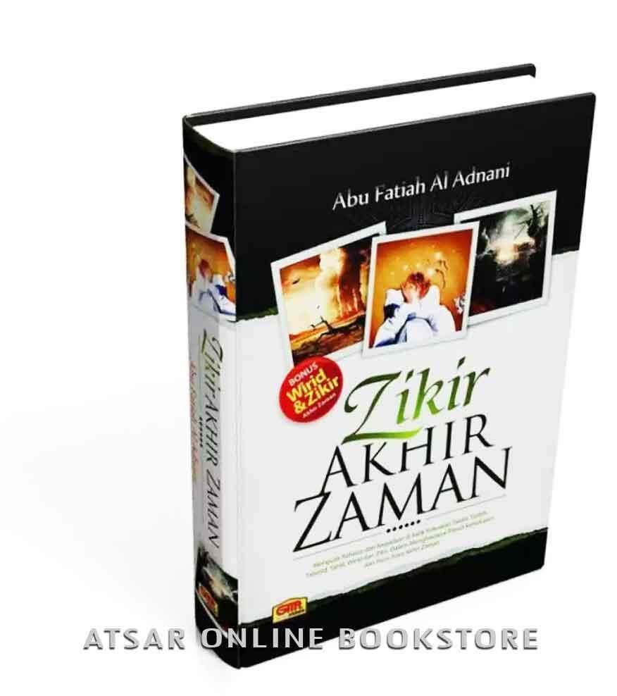 Zikir Akhir Zaman [Edisi Hard Cover]