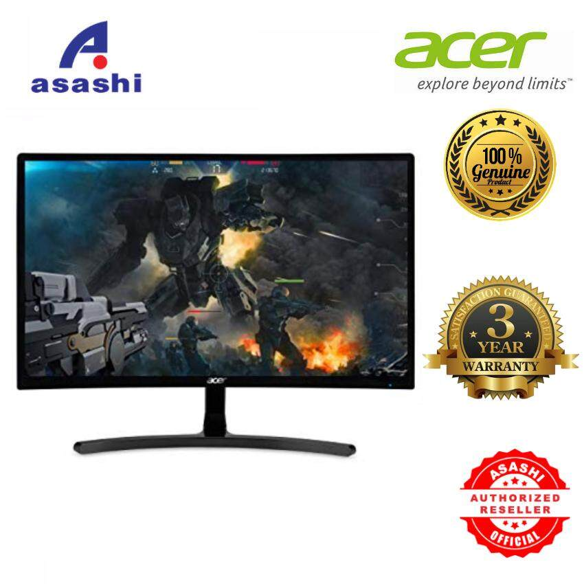 ACER DAYS PROMO- Acer ED242QR 23.6 VA Curved 4ms 144Hz Gaming Monitor Malaysia