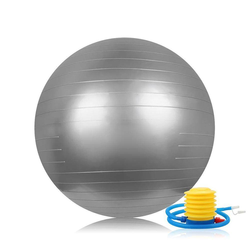 Exercise Balls For The Best Price In Malaysia Massage Ball Kettler Bola Terapi Yoga 65cm Sports Body Aerobics Pilates Balance Fitball Home Gym Swiss Fitness Workout