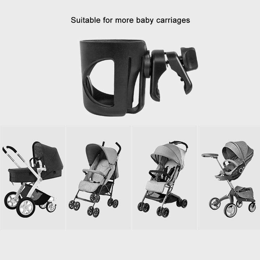 Womdee Upgrade Edition Bike Cup Holder, Stroller Drink Holders ,cup Drink Holder For Baby Stroller/pushchair, Bicycle Strollers , Wheelchair By Womdee.
