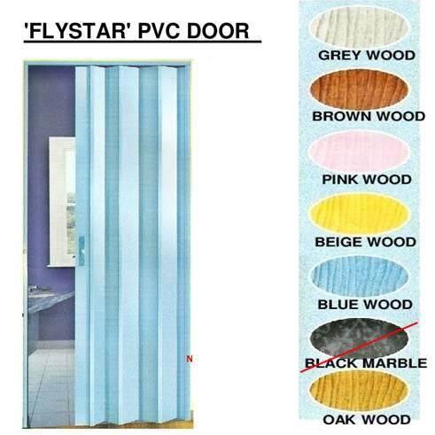 FLYSTAR PVC Folding Door