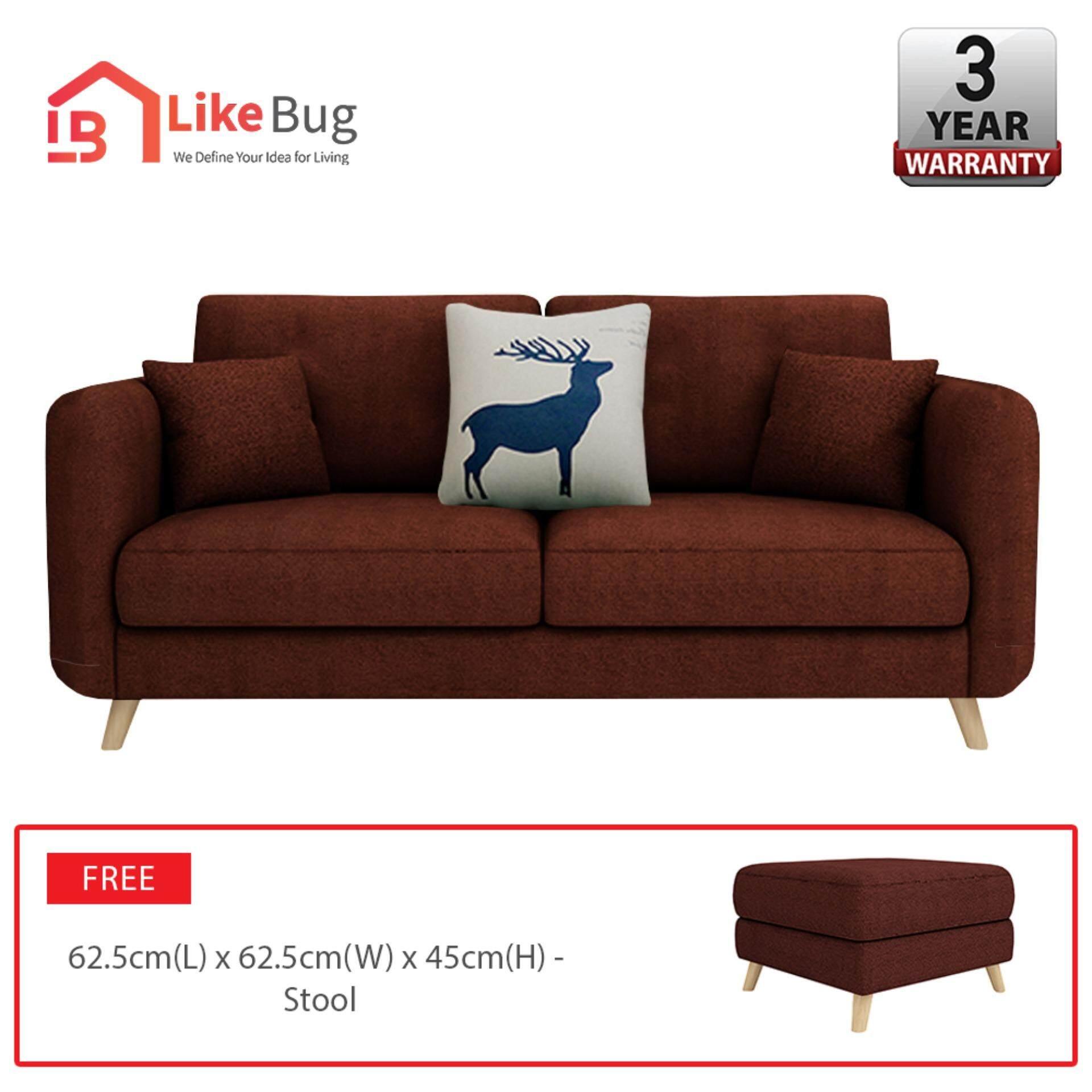Sofa L Shape Murah Leather Sectional Sofa