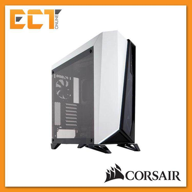 Corsair Carbide Series SPEC-OMEGA Tempered Glass Mid-Tower ATX Gaming Case - Black & White/ Black & Red/ Black Malaysia