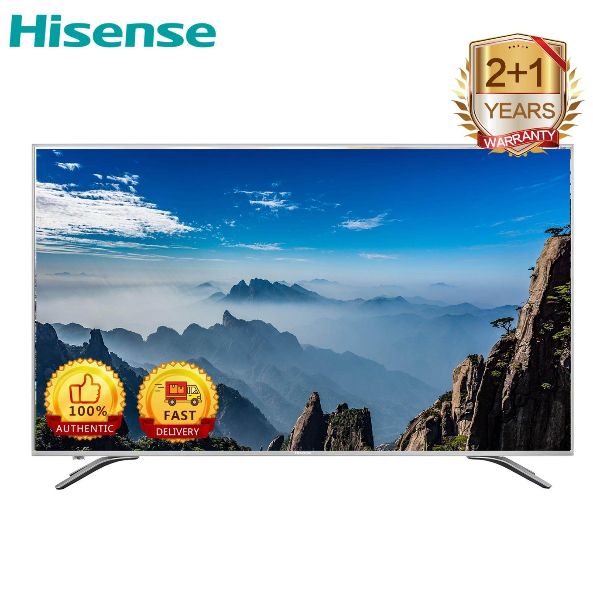 Smart Televisions With Best Online Price In Malaysia 1 Set Bando Tv Hisense 55 Uhd Hdr Led 55a6501uw