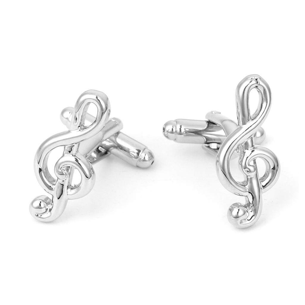 Mens Cufflinks Musical Note Cuff Link Wedding Party Formal Business Groom Gift By Fenglin-La.