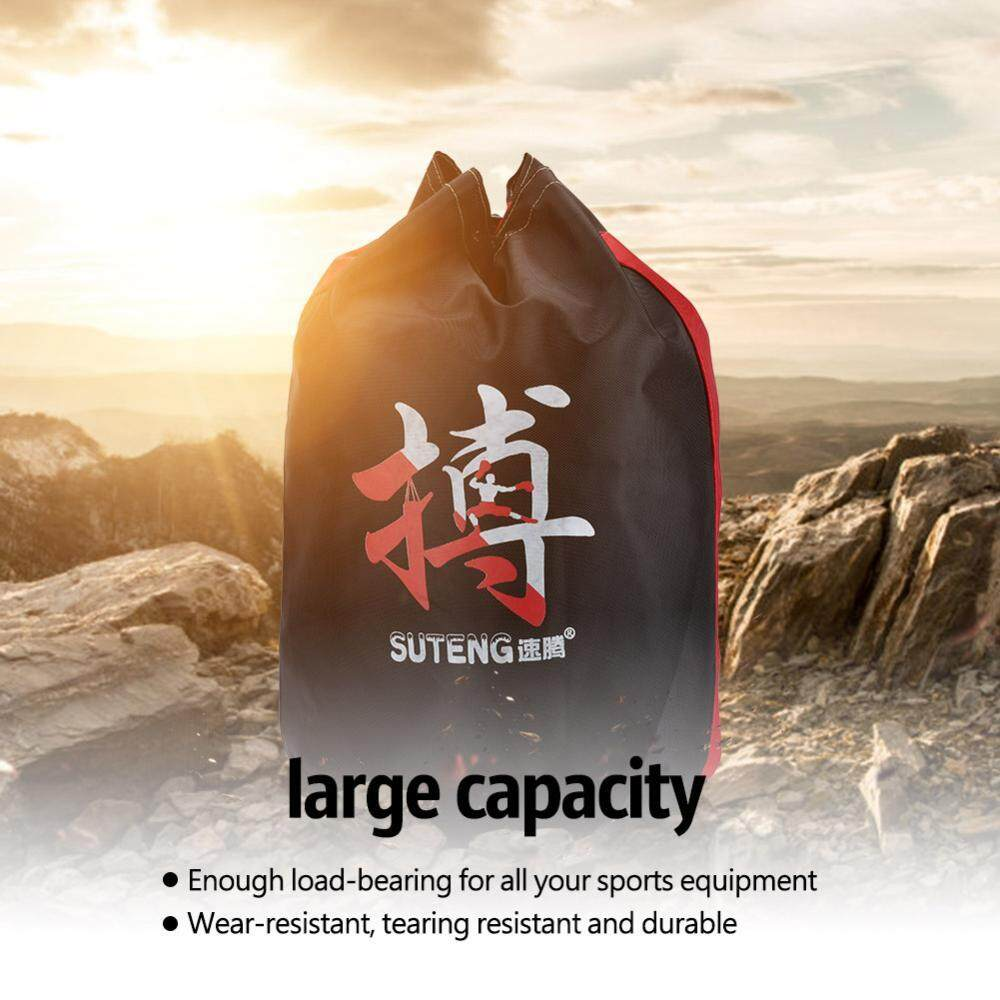 Epayst Unisex Gym Sports Rope Bag Protectors Storage Backpack For Taekwondo Boxing (chinese Character) By Epayst.