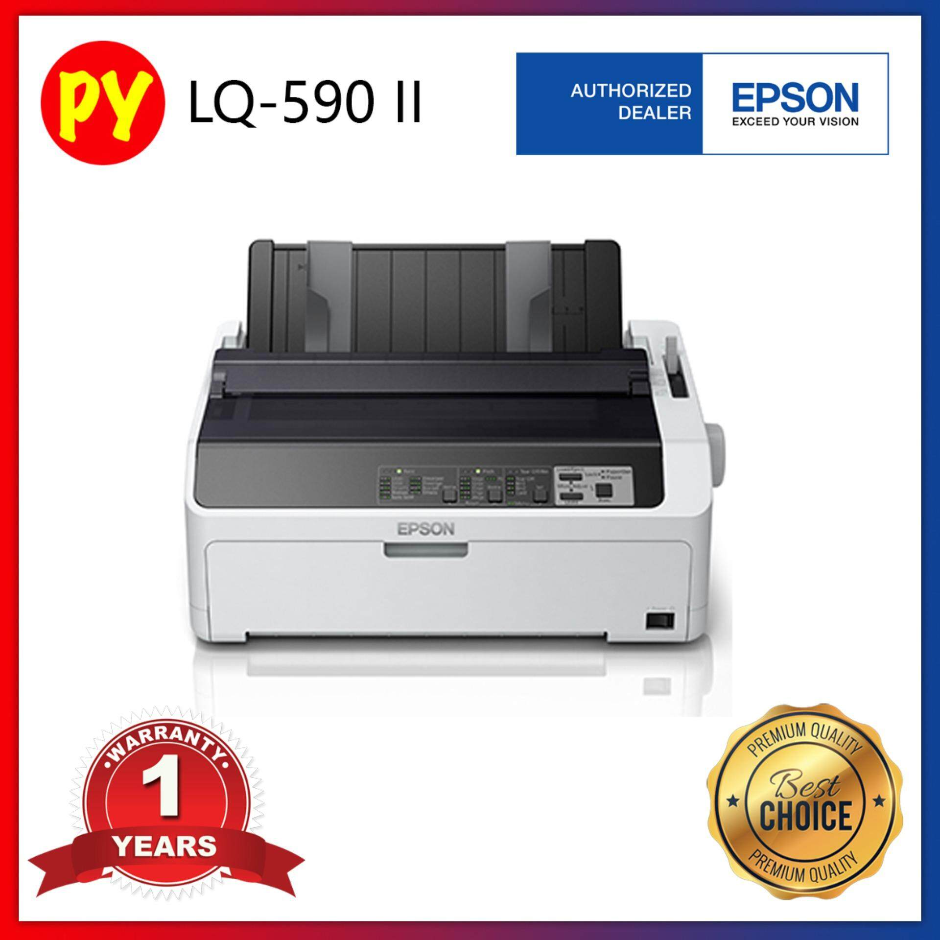 Epson Dot Matrix Printer Price In Malaysia Best Kabel Head Lx310 Original New Lq 590 Ii