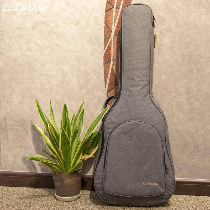 L.Luthier BG200 Acoustic Guitar Deluxe Padded Gig Bag Malaysia