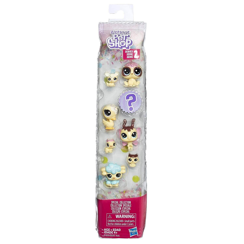 Littlest Pet Shop Frosting Frenzy Friends- Vanilla toys for girls
