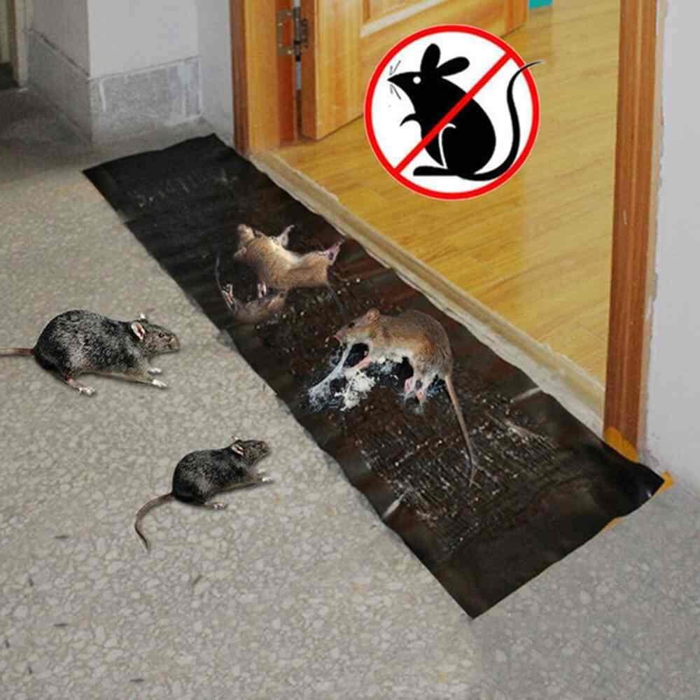 Deyln Super Sticky Rat Snake Bugs Safe Mouse Rodent Glue Traps Board