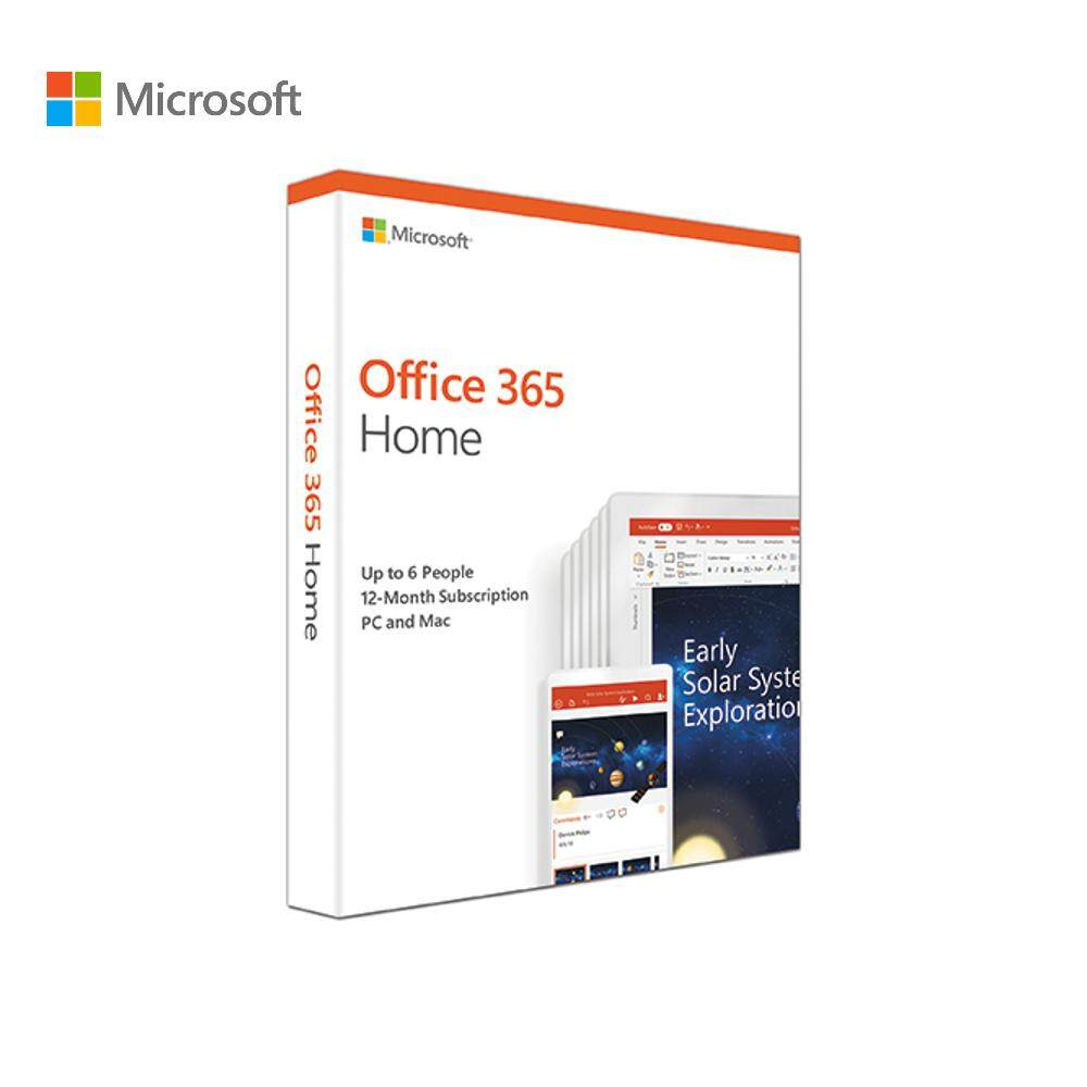 Microsoft Office 365 Home 2019 By Microsoft Official Store.