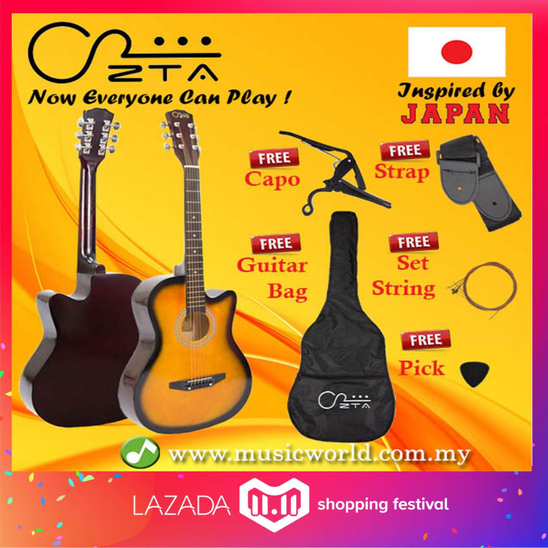 Guitars Musical Instruments With Best Price In Malaysia