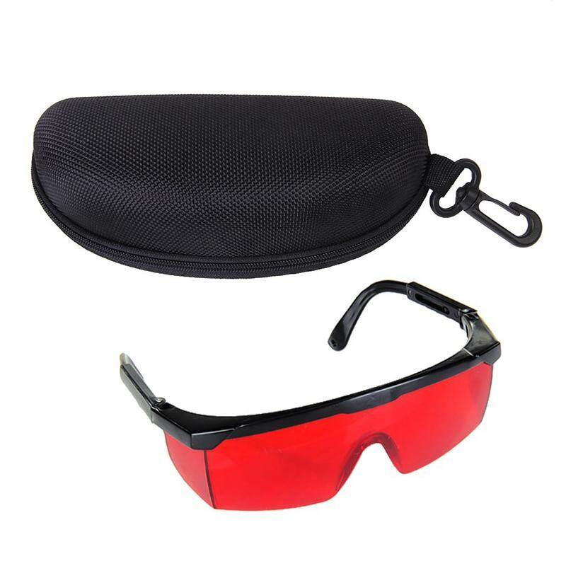 Safety Laser Glasses for Eye Protection Red