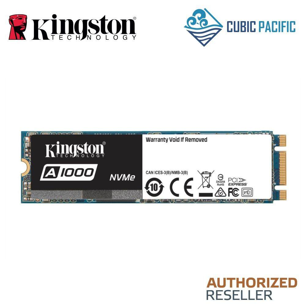 Kingston Solid State Drives For The Best Prices In Malaysia Ssd 120gb Sata Iii A1000 Nvme Pcie 240gb M2 2280 Sa1000m8 240g