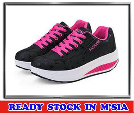 4cf8cbea11e M SIA Ready Stock Women s sport shoes Wedges outdoor running shoes size ...