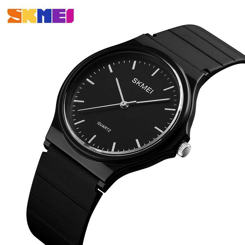 SKMEI New Women Fashion Watches Simple Ladies Quartz Watch Casual Waterproof Wristwatches Female Clock 1419 Malaysia