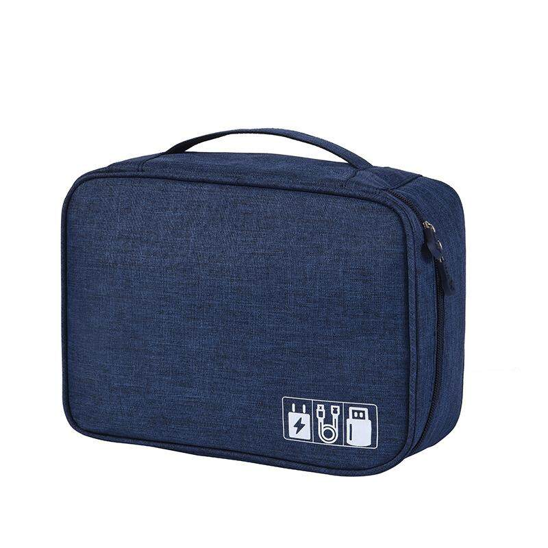 Multifunctional Hardware Fittings Storage Bag Small Parts Bag Container Pocket Organizer for Travel Storage