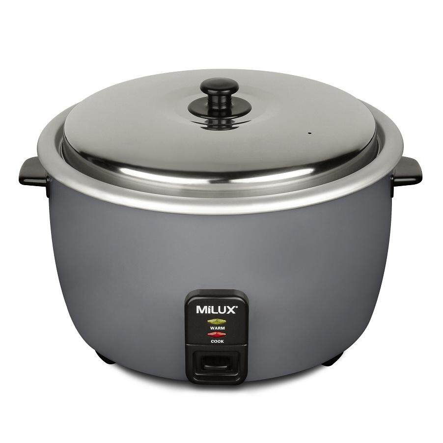 Milux Electric Rice Cooker (10l) Mrc-5100 By Best Point.