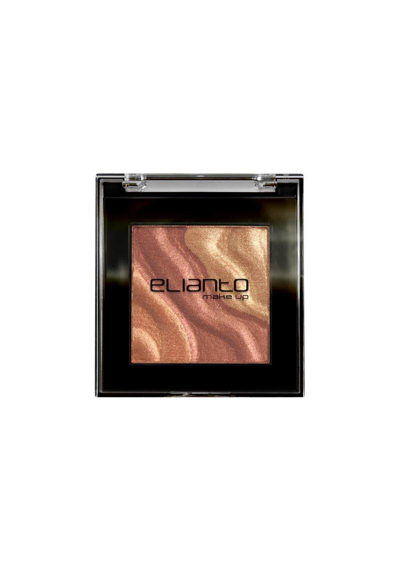 Elianto Make Up Pro Hd Bronzer B03 Tanned By Elianto Makeup.