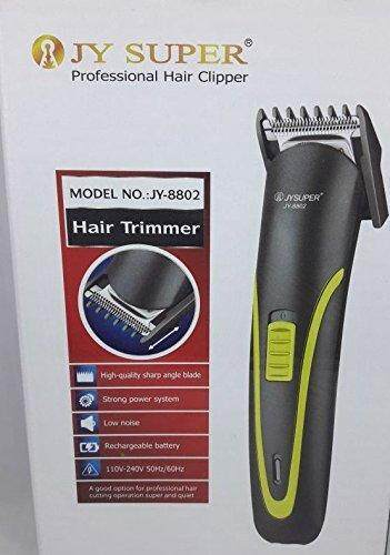 Jy Super Jy-8802 Corded & Cordless Trimmer By Watches Collection.