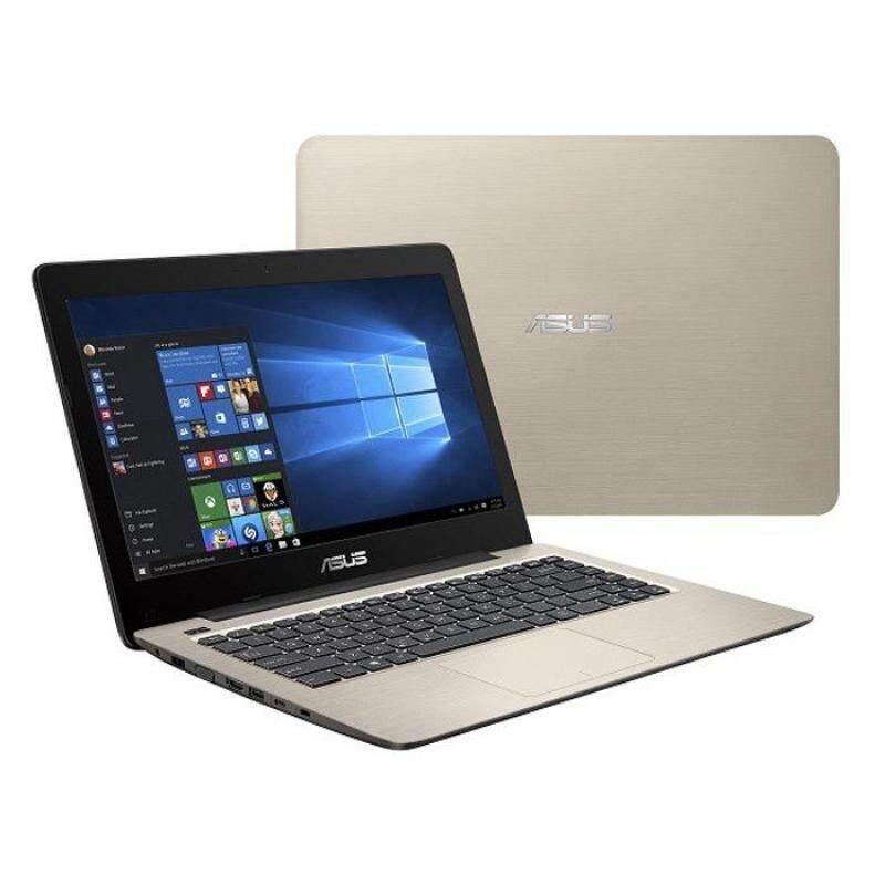 Asus Vivobook A407U-ABV434T Gold (14inch/Intel I3/4GB/256GB SSD/Intel HD) Malaysia