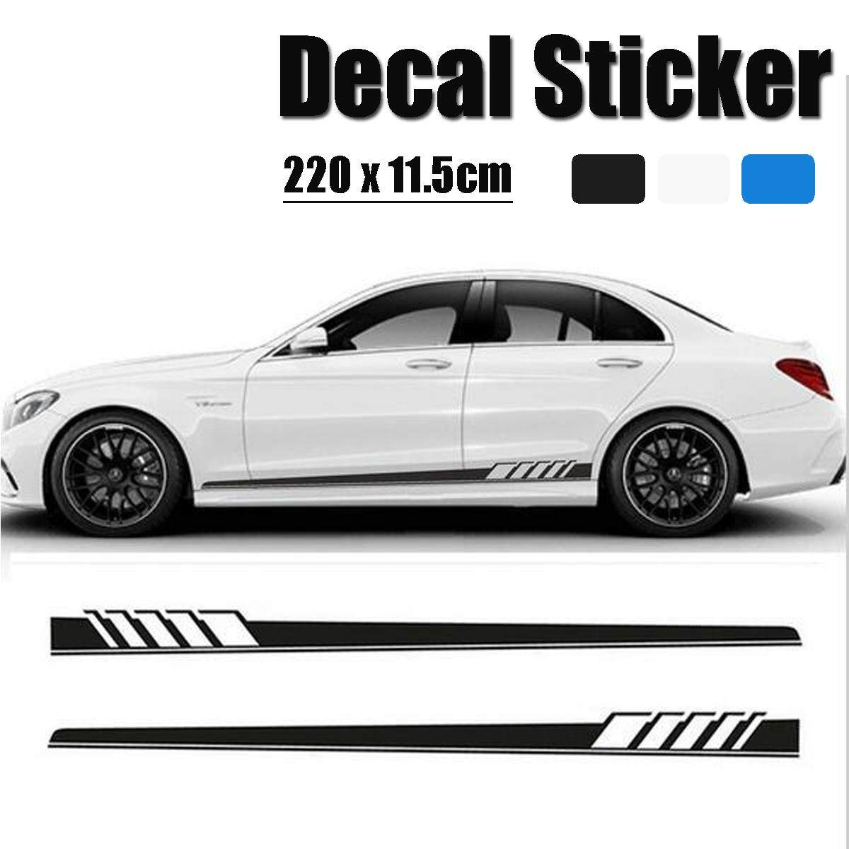 1 x pair of decal sticker
