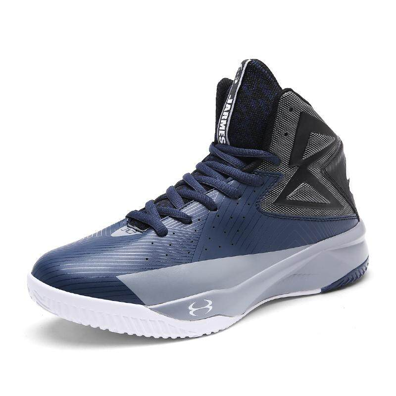 buy popular 381b5 f9e5b Spring summer and autumn Basketball shoes for Man Sneaker Outdoor Training  shoes fashion shoes2090